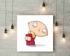 Quadro Stewie Griffin Model 5