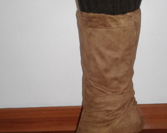 Kit 4 ou 2 Boot Cuff - Polainas de botas