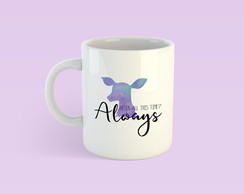 Caneca Harry Potter - Always I