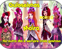 Rótulo Marmitinha 220gr Ever After High