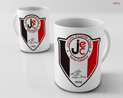Caneca Plástico Time Joinville JEC