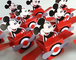 Mickey airplane