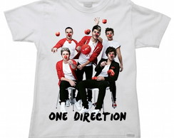 Camiseta One Direction 07