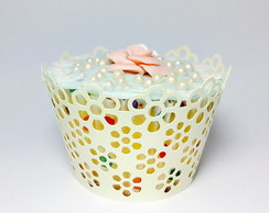 Wrapper para Cupcakes MW0005 (Mini)