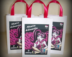 Sacolinhas monster high