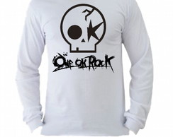 Camiseta One ok rock manga longa 01