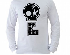 Camiseta One ok rock manga longa 02