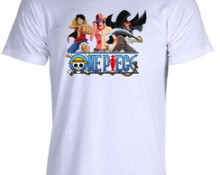 Camiseta One Piece 10