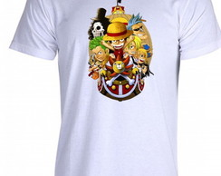 Camiseta One Piece 12