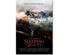 POSTER 30X40 - The Curse of Sleeping...