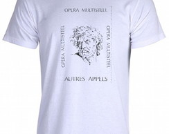 Camiseta Ópera Multi Steel 03