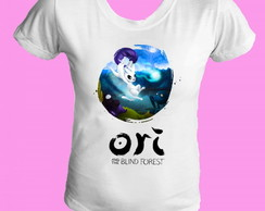 Camiseta babylook Ori and Blind Forest 2