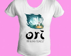 Camiseta babylook Ori and Blind Forest 4