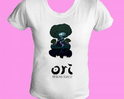 Camiseta babylook Ori and Blind Forest 6