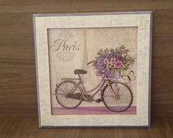 "Quadro ""Paris"" - Black Friday"