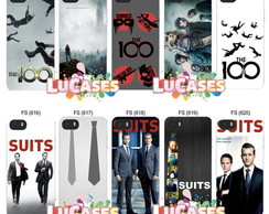 Capa Capinha The 100 Suits Serie Series