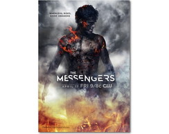 Poster 30X40 - The Messengers