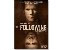 Poster 30X40 - The Following