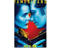 Poster 30X40 - The Americans