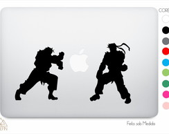 Adesivo Macbook Street Fighter A0049