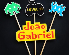 Topo de Bolo Video Games