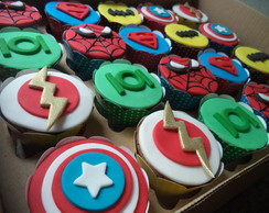 Cupcakes - The Flash