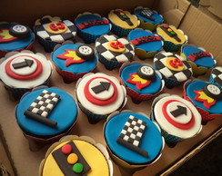 Cupcakes - Hot Wheels