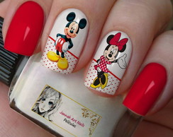 Película Mickey e Minnie