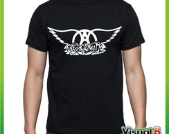 CAMISETA BANDA ROCK AEROSMITH