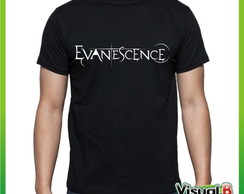 CAMISETA BANDA ROCK EVANESCENCE