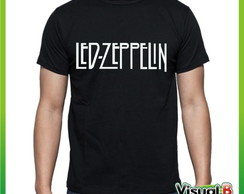CAMISETA BANDA ROCK LED-ZEPPELIN