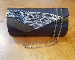 Bolsa Chutch Animal Print : Ref 159
