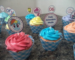 Cupcakes - My Little Pony