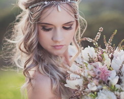 Head Chain Noiva Correntes