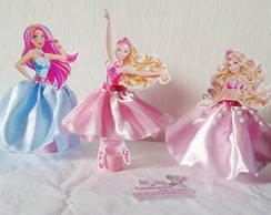 Tubetes da Barbie
