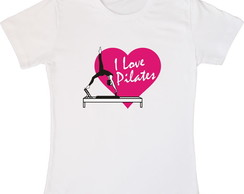 Camiseta I love Pilates