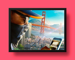 Quadro Watch Dogs
