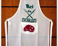Avental Rei do Churrasco