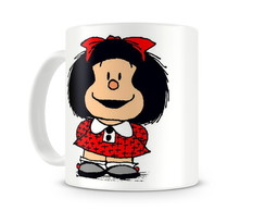 Caneca Mafalda Keep Calm