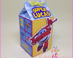 Caixa Milk Super Wings
