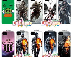 Capa Capinha Celular Assassin's Creed