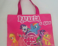 Ecobag My Little Poney 20x15cm
