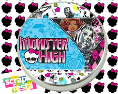 Latinhas Personalizadas Monster High