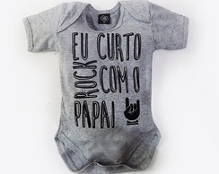 Body Curto Rock com Papai Ref 239
