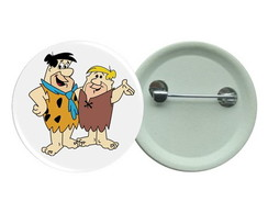 Botton 3,5 - Os Flintstones
