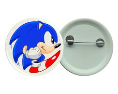 Botton 3,5 - Sonic Botons Buton Game