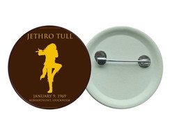 Botton 3,5 - Jethro Tull - Rock Boton