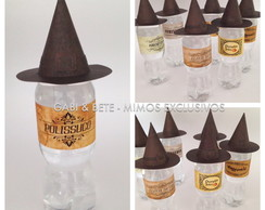 Agua decorada Harry Potter