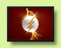 Quadro Logo The Flash