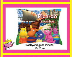 Almofada Backyardigans Pirata